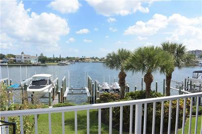 Pinellas County Rental For Rent: 10073 Gulf Boulevard
