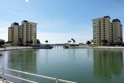St Petersburg Condo For Sale: 4725 Cove Circle #406