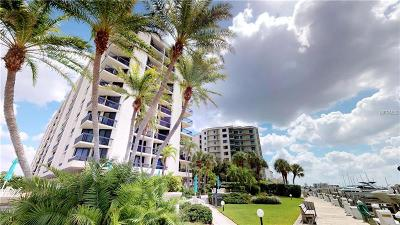 Clearwater Beach Condo For Sale: 690 Island Way #911