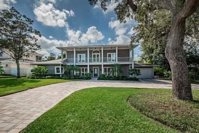 Belleair, Belleair Bluffs Single Family Home For Sale: 103 Manatee Road