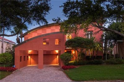 St Petersburg Single Family Home For Sale: 4703 Dolphin Cay Lane S