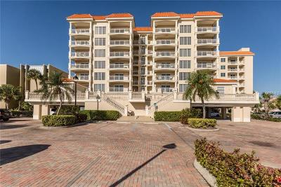 Redington Beach, Redington Shores Condo For Sale: 17720 Gulf Boulevard #A300