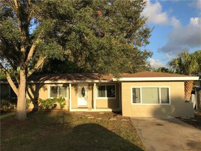 Clearwater Single Family Home For Sale: 1653 S Prescott Avenue