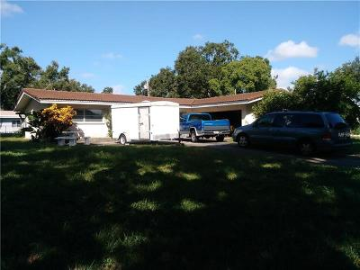 Clearwater Single Family Home For Sale: 1316 Dorothy Drive