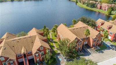Townhouse For Sale: 9206 Lake Chase Island Way