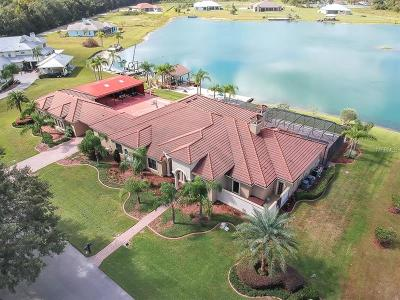 Land O Lakes Single Family Home For Sale: 24155 Hideout Trail