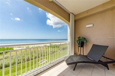 Indian Shores Townhouse For Sale: 18700 Gulf Boulevard #6