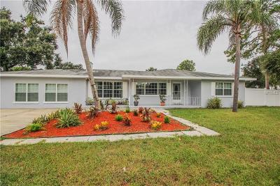 Clearwater Single Family Home For Sale: 2012 Aaron Place
