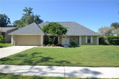 Oldsmar Single Family Home For Sale: 70 Water Oak Way