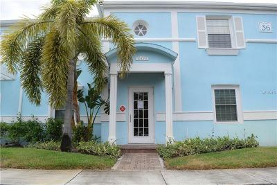 St Petersburg Condo For Sale: 5271 Beach Drive SE #A