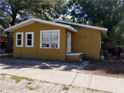 Clearwater Multi Family Home For Sale: 709 Pennsylvania Avenue