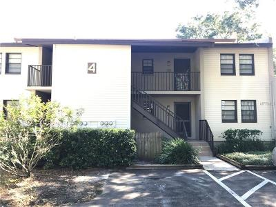 Palm Harbor Condo For Sale: 1000 Tarpon Woods Boulevard #402