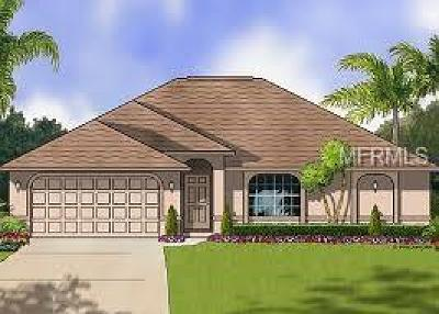 New Port Richey Single Family Home For Sale: 00 Kentucky