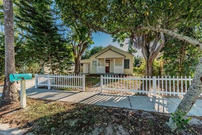 Dunedin Single Family Home For Sale: 433 Louden Avenue