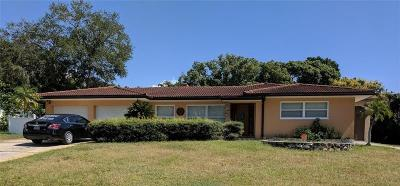 Clearwater Single Family Home For Sale: 815 S Duncan Avenue