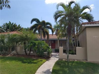 Pinellas County Rental For Rent: 4000 Belle Vista Drive