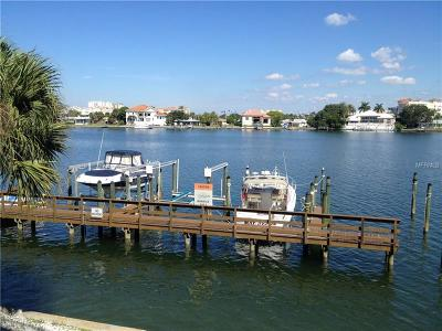 Clearwater Beach Townhouse For Sale: 656 Bayway Boulevard #10