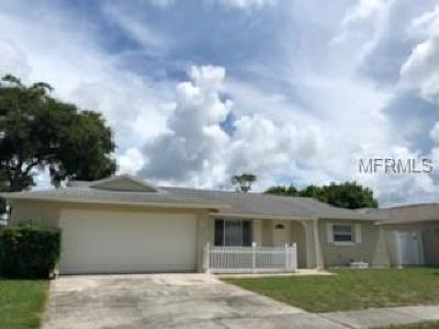 Hernando County, Hillsborough County, Pasco County, Pinellas County Single Family Home For Sale: 7263 Orkney Avenue N