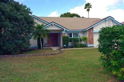 Clearwater Single Family Home For Sale: 3342 Lake Shore Lane