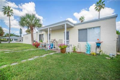 Madeira Beach Multi Family Home For Sale: 503 140th Avenue E