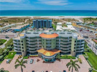 Treasure Island Condo For Sale: 11605 Gulf Boulevard #208