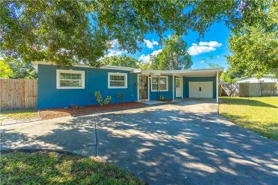 St Petersburg Single Family Home For Sale: 1870 70th Circle N