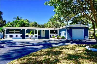 St Petersburg Single Family Home For Sale: 3030 Park Street N