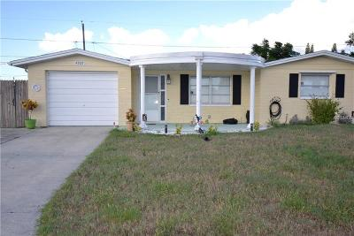 Holiday Single Family Home For Sale: 4909 Mirage Avenue
