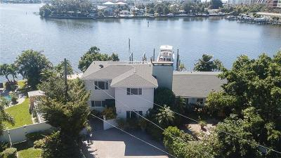 St Pete Beach Single Family Home For Sale: 5400 Aloha Drive