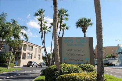 Indian Shores Condo For Sale: 19725 Gulf Boulevard #37