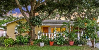 Belleair, Clearwater, Clearwater Beach, Dunedin, Largo, Palm Harbor, St Petersburg Single Family Home For Sale: 5482 56th Avenue N