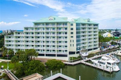 Indian Rocks Beach Condo For Sale: 399 2nd Street #313