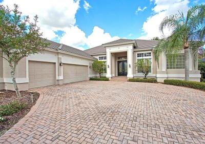 Hillsborough County Single Family Home For Sale: 10526 Bermuda Isle Drive
