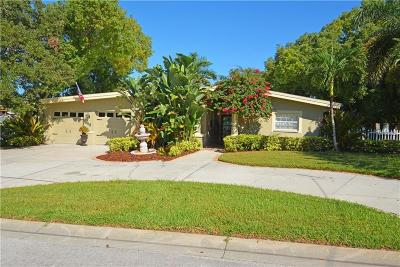 Belleair, Belleair Bluffs Single Family Home For Sale: 46 Sunset Bay Drive