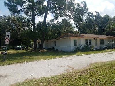 Holiday Multi Family Home For Sale: 1016 Baillies Bluff Road