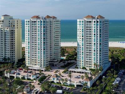 Clearwater Beach Condo For Sale: 1170 Gulf Boulevard #1702