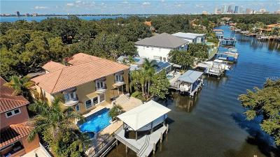 Tampa Single Family Home For Sale: 612 Riviera Drive