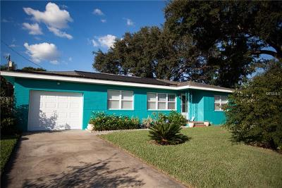 Clearwater Single Family Home For Sale: 1460 Seabreeze Street