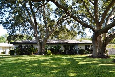 Largo Single Family Home For Sale: 2511 Oakwood Drive