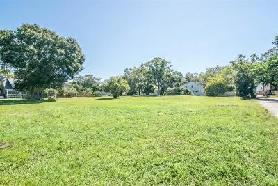 St Petersburg Residential Lots & Land For Sale: 608 Grove Street N