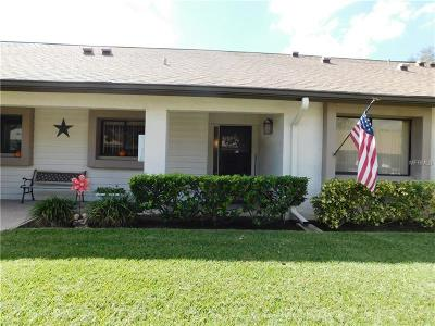 Clearwater Villa For Sale: 2498 Oakleaf Lane #23C