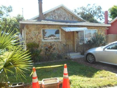Tarpon Springs Single Family Home For Sale: 18 Mill Street