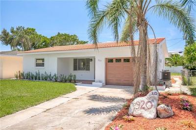 Clearwater, Clearwater Beach Single Family Home For Sale: 920 Lantana Avenue