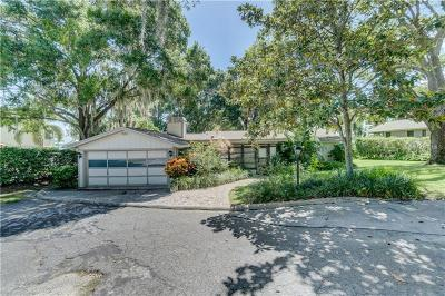 Palm Harbor Single Family Home For Sale: 4990 Moore Street