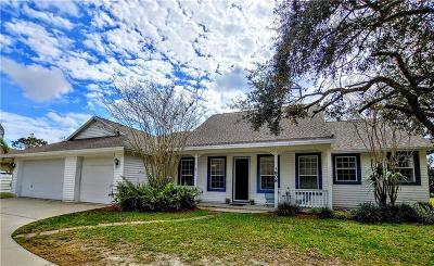 Bradenton Single Family Home For Sale: 808 137th Street NE