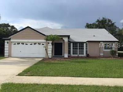 Debary Single Family Home For Sale: 30 Spring Ridge Drive