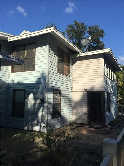 St Petersburg Single Family Home For Sale: 251 15th Street N