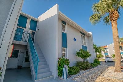 Madeira Beach Condo For Sale: 380 Medallion Boulevard #C