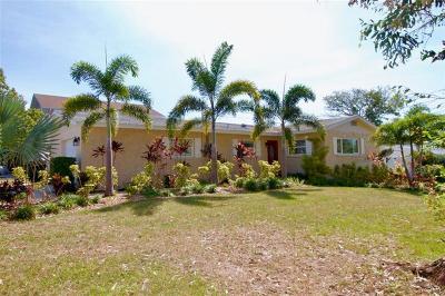 Seminole Single Family Home For Sale: 12596 79th Avenue