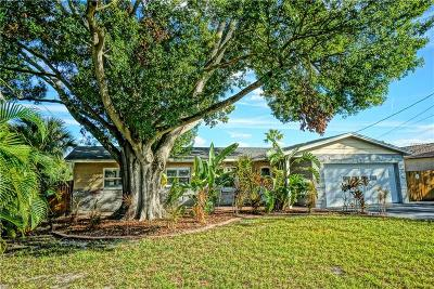 Single Family Home For Sale: 5905 Tampa Shores Boulevard